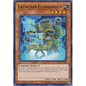 Launcher Commander