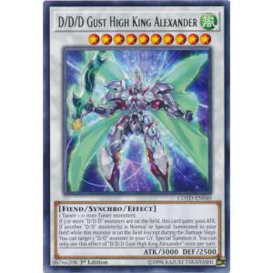 D/D/D Gust High King Alexander