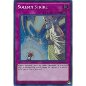 Solemn Strike