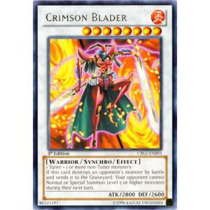 crimson blader
