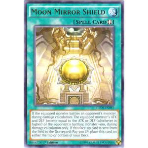 Moon Mirror Shield