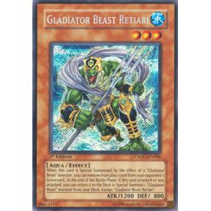 Gladiator Beast Retiari