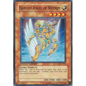 Harvest Angel of Wisdom