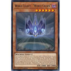 World Legacy - World Crown