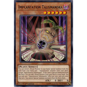 Impcantation Talismandra