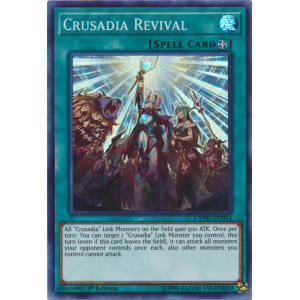 Crusadia Revival