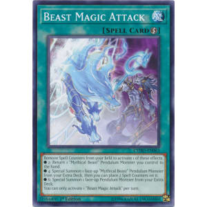 Beast Magic Attack