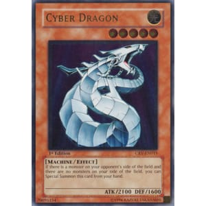 Cyber Dragon (Ultimate Rare)