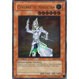 Cybernetic Magician (Ultimate Rare)
