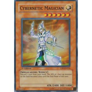 Cybernetic Magician (Super Rare)