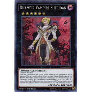 Dhampir Vampire Sheridan