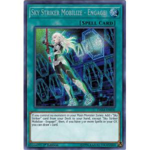 Sky Striker Mobilize - Engage!