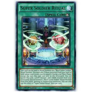 Super Soldier Ritual