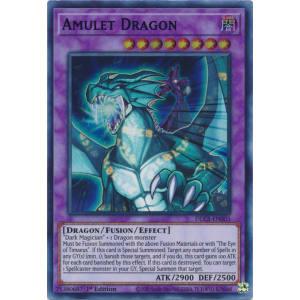 Amulet Dragon (Blue)