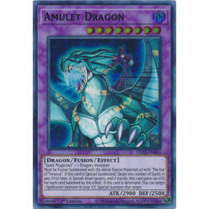 Amulet Dragon (Green)