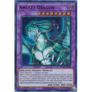 Amulet Dragon (Purple)