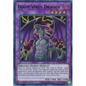 Doom Virus Dragon (Blue)
