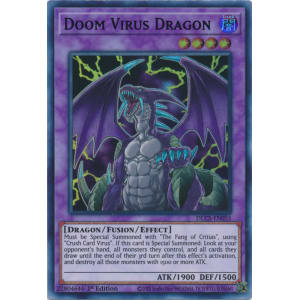 Doom Virus Dragon (Green)