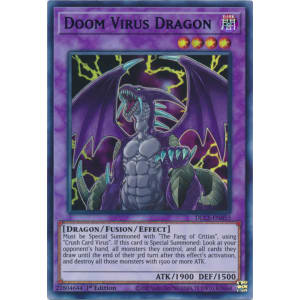 Doom Virus Dragon (Purple)
