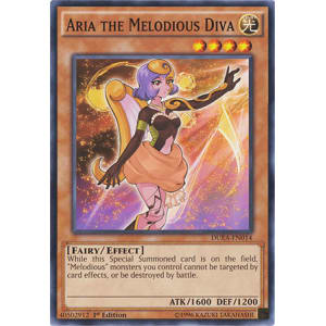 Aria the Melodious Diva
