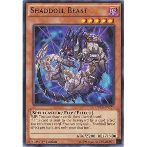 Shaddoll Beast