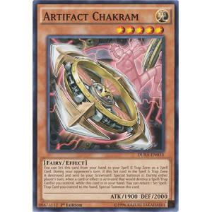 Artifact Chakram