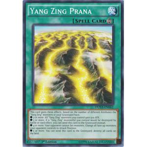 Yang Zing Prana