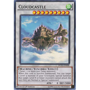 Cloudcastle