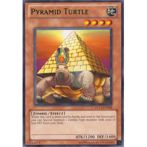 Pyramid Turtle (Green)