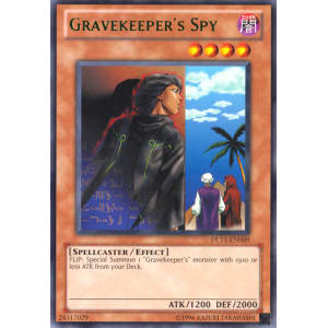 Gravekeeper's Spy (Green)