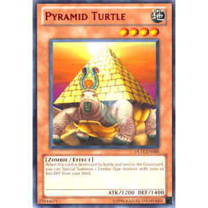 Pyramid Turtle (Red)