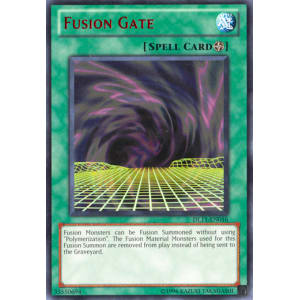 Fusion Gate (Red)