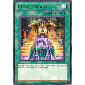Royal Tribute (Green)