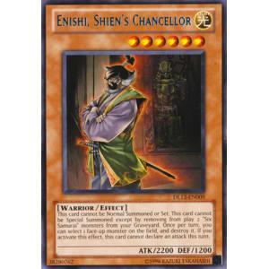 Enishi, Shien's Chancellor (Blue)