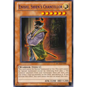 Enishi, Shien's Chancellor (Purple)