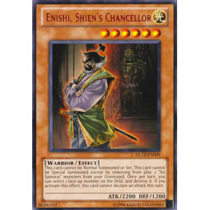 Enishi, Shien's Chancellor (Red)