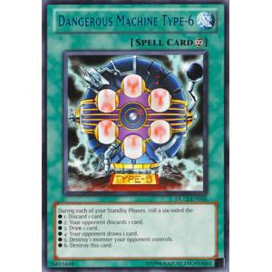 Dangerous Machine Type-6 (Blue)