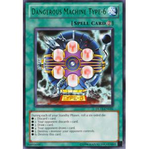 Dangerous Machine Type-6 (Green)