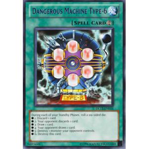 Dangerous Machine Type-6 (Purple)