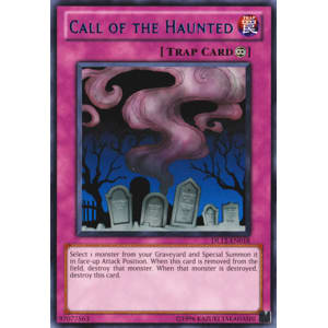 Call Of The Haunted (Blue)