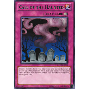 Call Of The Haunted (Green)