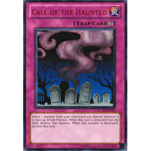 Call Of The Haunted (Red)