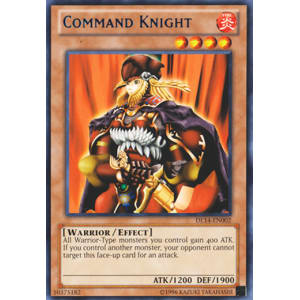 Command Knight (Blue)