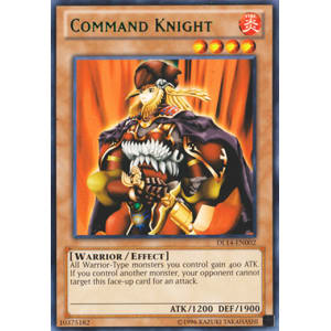 Command Knight (Green)