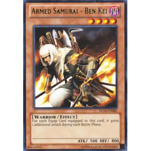 Armed Samurai - Ben Kei (Green)