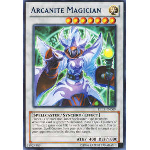 Arcanite Magician (Blue)