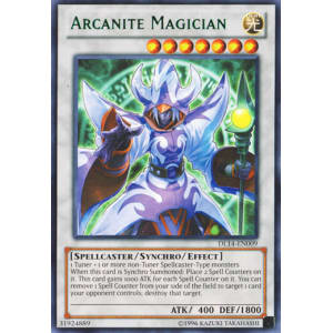 Arcanite Magician (Green)