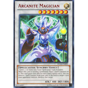 Arcanite Magician (Red)