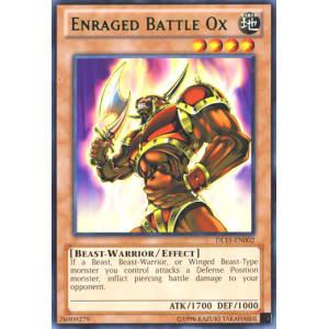 Enraged Battle Ox (Green)