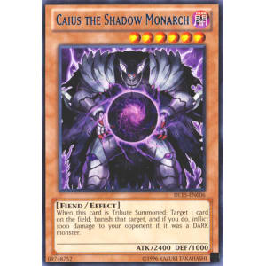 Caius the Shadow Monarch (Blue)